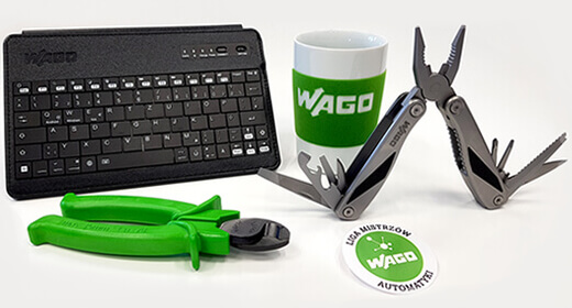 Wago equipment and device prize